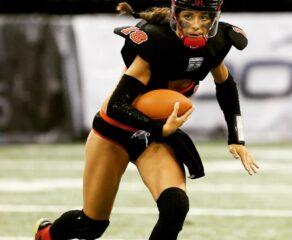 "A Woman Dominating a ""Man's Game"": Dakota Hughes' football career"