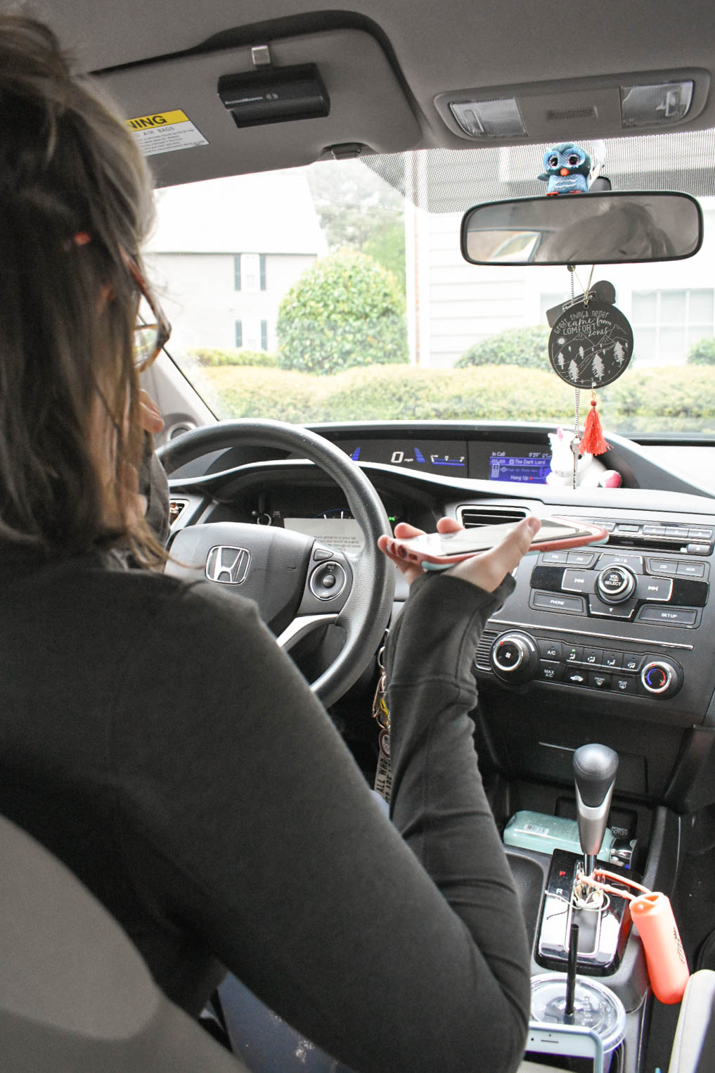 NSC brings awareness to distracted driving