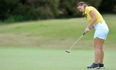 Sweet success for women's golf players