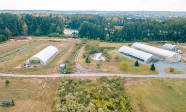 KSU farm to install growing system, expand crop production