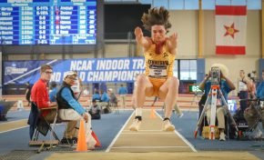 Gray earns All-American honor at NCAA Indoor Championships