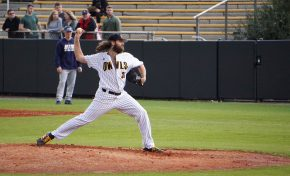 Baseball rally falls short at home before four losses on the road