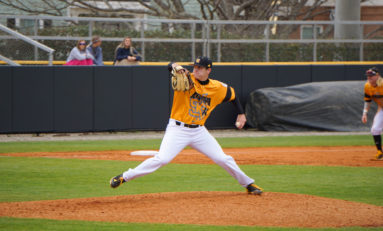Baseball back on track with 5 straight wins, Sansing reaches 1,000 victories