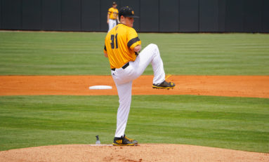 Owls pitching duo combines for shutout in finale after 3 losses earlier in week