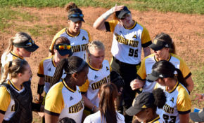 Thomason, Greep help softball win twice after 2 shutout losses