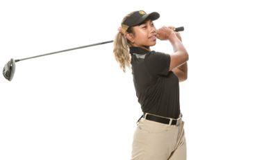Schmit named ASUN golfer of the week, shows promise in season opener