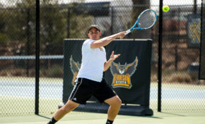 Owls win singles and doubles titles at Mercer Gridiron Classic
