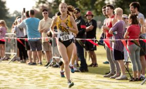 Cross country records over 10 personal-best times at Greater Louisville Classic