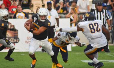 Former KSU quarterback returns as assistant coach