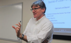 Lecture reveals Cuba's misunderstood policy background
