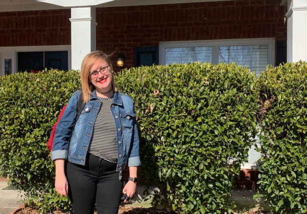 Online blog sparks student support campaign