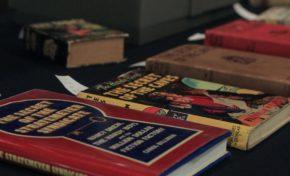 Curator reveals mystery novel's ghostwriting secrets