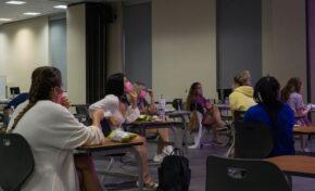 Student organizations plan around pandemic