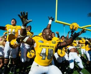 Statement Made: KSU captures first Big South win