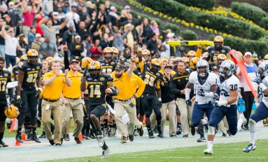 Win over Monmouth secures winning season