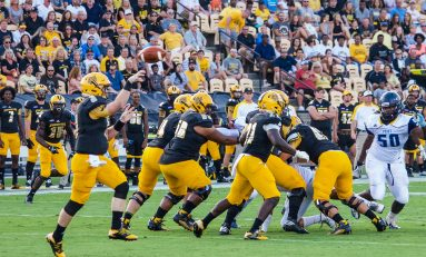 KSU football gets first win of the season by 46 points