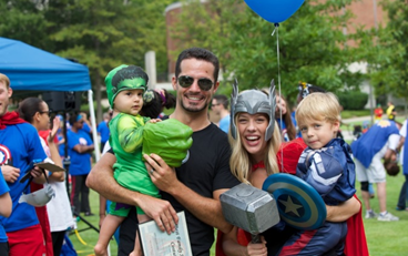 """Capes not optional: """"Superheroes for Orphans"""" 5k Walk/Run is Oct. 8"""