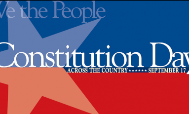 We the People: Constitution Week kicks off Sept. 17 at KSU