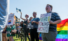 Guest commentary: Reflections on Sam Olens protest