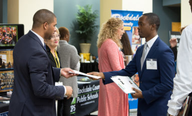 Education career fair offers opportunities to all majors