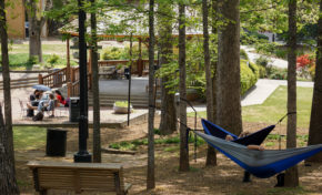 Legacy Gazebo voted 'Best Place to Nap' on Kennesaw campus