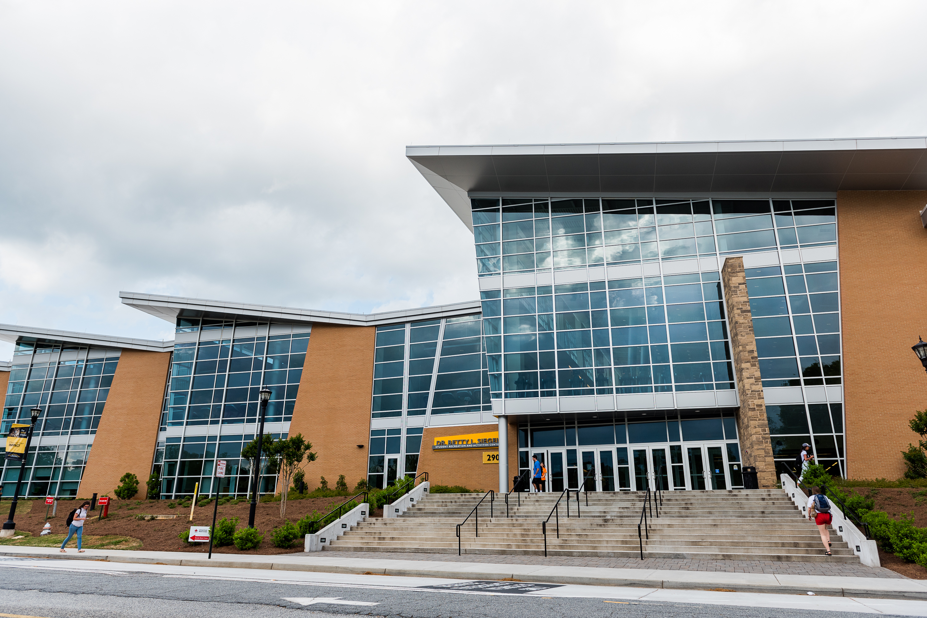 Siegel rec center voted 'Best Place to Work Out' on Kennesaw campus