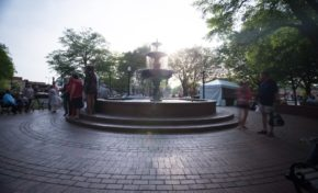 Marietta Square voted 'Best Date Spot' by Marietta campus