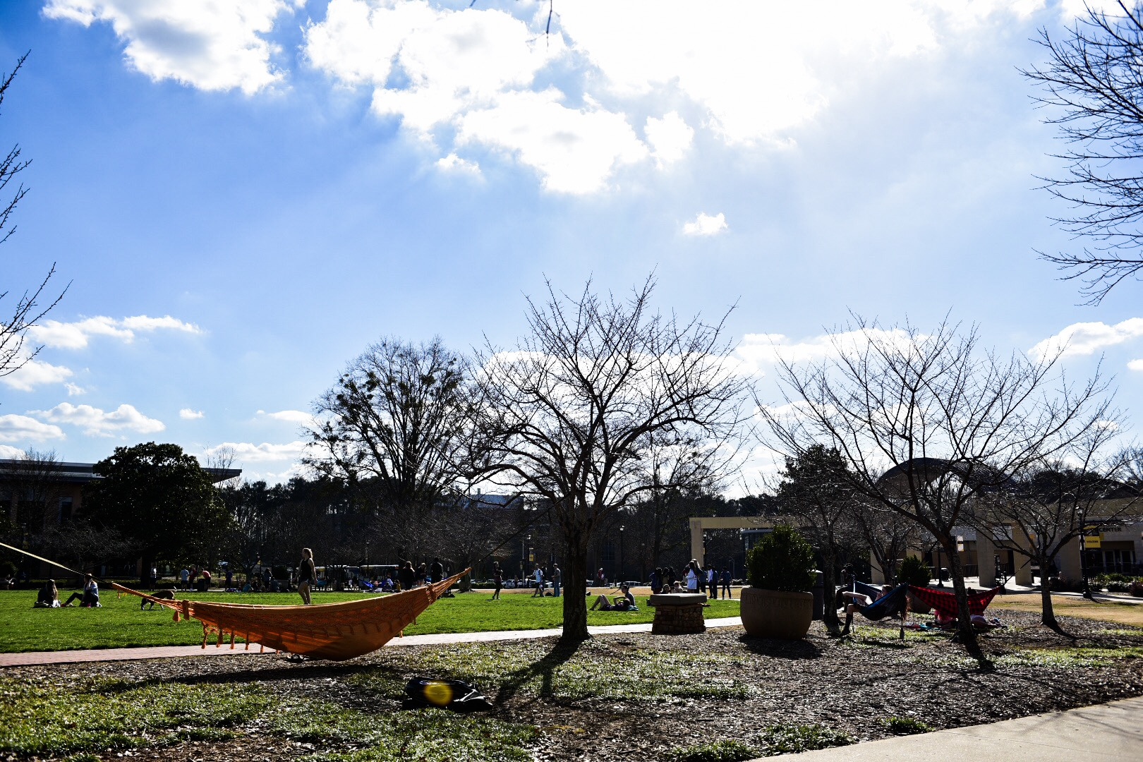 The Green voted 'Best Place to Hang' on Kennesaw campus