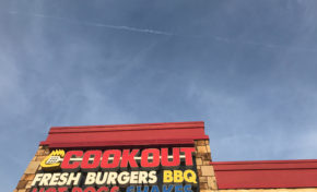 Cook Out voted 'Best Late-Night Food' by Kennesaw campus