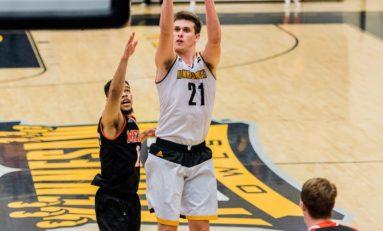Nick Masterson, the 3-point powerhouse