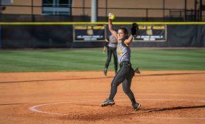 Rollercoaster weekend for softball, win three of five