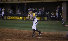 Softball beats Georgia State, sweeps Lipscomb in doubleheader