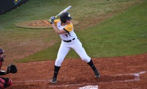 Softball wins ASUN Championship, exits regionals in first round