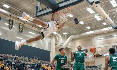 Three Owls combine for 55 points in ASUN home opener loss to Jacksonville