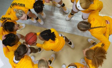 Street turns up the heat as Owls win first conference game