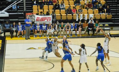 Owls drop two at home, Poole shines against Flames and Eagles