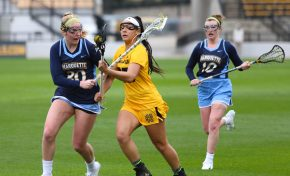 Gore, Palermo lead LAX as Marquette rallies for win