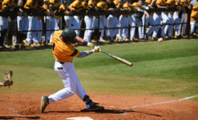 Baseball sweeps opening conference series against Lions, renews winning streak
