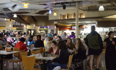 KSU's dining hall ranks among best in country