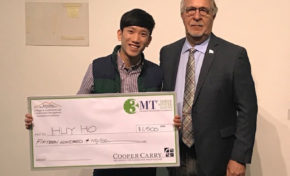 Architecture student wins Three Minute Thesis Competition