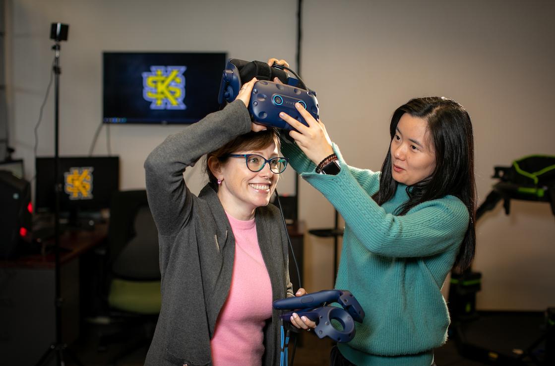 SEGD department recreates patient experiences to aid nursing students