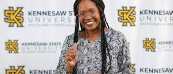 President's Emerging Global Scholars names outstanding student
