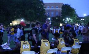 Basketball teams host meet and greet event ahead of season